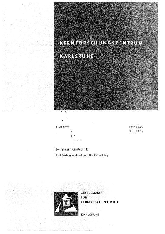 Cover der Publikation